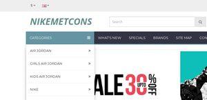 Nikemetcons.com