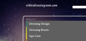 Nikkisdressingroom