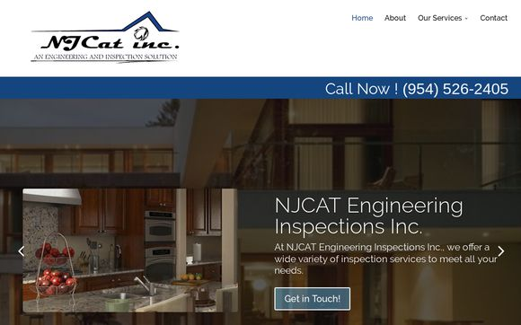 NJCAT Engineering Inspections Inc.