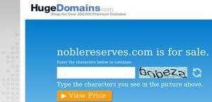 Noble Reserves
