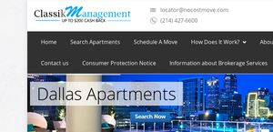 Classik Management Locators
