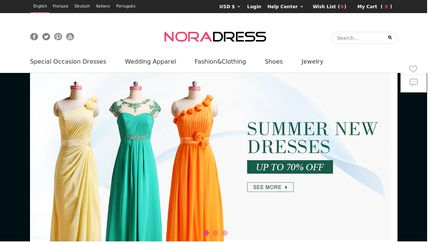Noradress.com