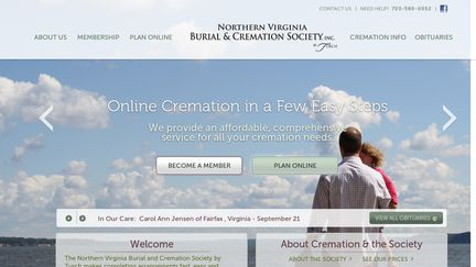 Northern Virginia Burial & Cremation Society