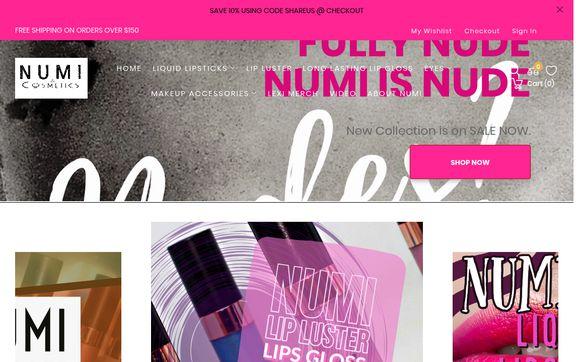 Numi Cosmetics