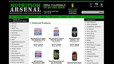 NutritionArsenal