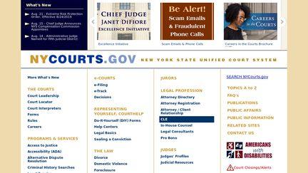 NY Courts.gov