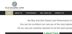 OldColonelCars.co.uk