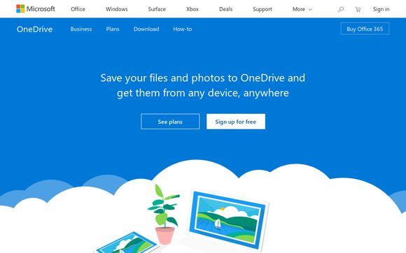 Microsoft OneDrive