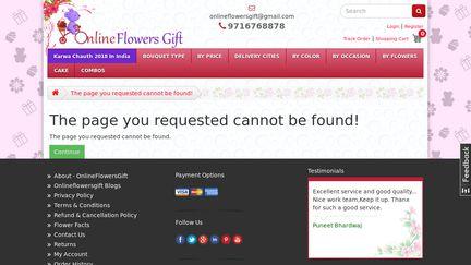 OnlineFlowersGift