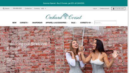 OrchardCorset