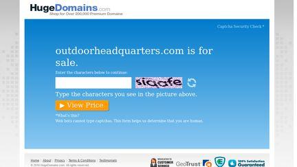 Outdoorheadquarters.com