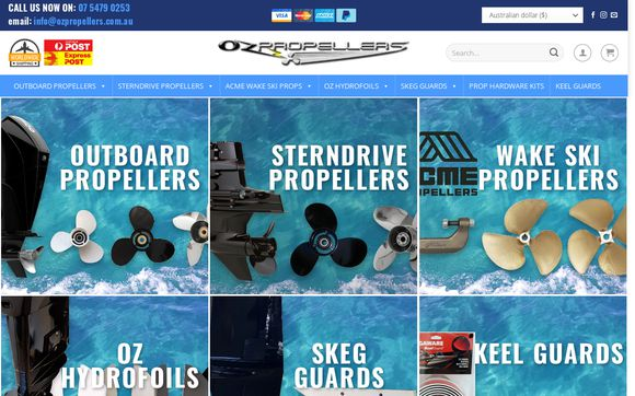 Ozpropellers.com.au
