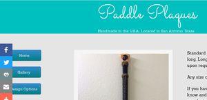 Paddle-plaques.net