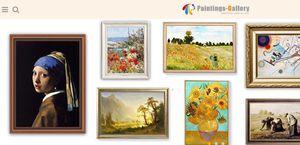 Paintings-gallery.com