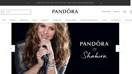 Pandora A/S