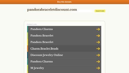 Pandorabraceletdiscount.com