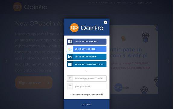 Qoinpro Panel
