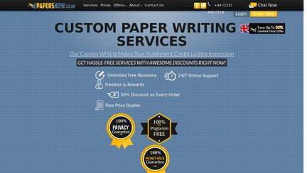 PapersNow