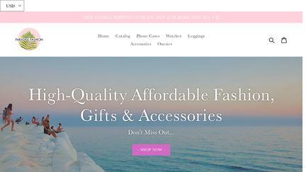 Paradise Fashion Store