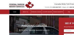 Pardons and Waivers