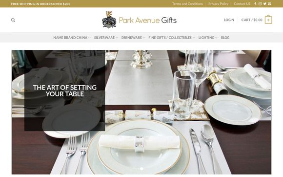 Park Avenue Gifts