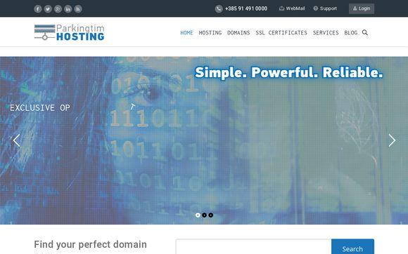 Parkingtim-hosting
