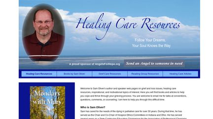 Path into healing