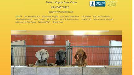 Pattyspuppylovefarm.com