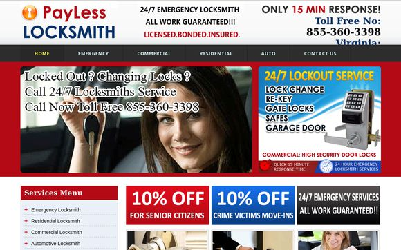 PayLess Locksmith Virginia