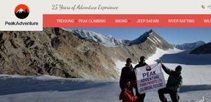 Peakadventuretour.com