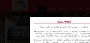 Peninsulainfra.in