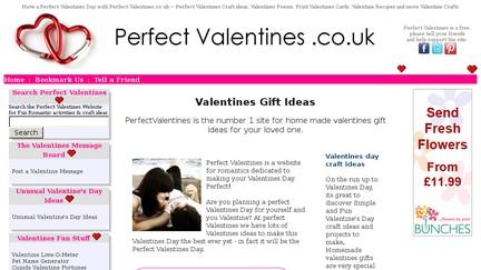 Perfectvalentines.co.uk