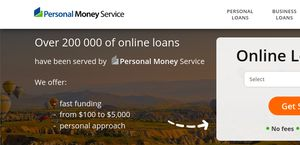 Personal Money Service