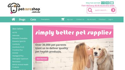 PetCareShop.com.au