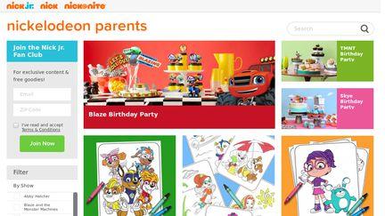 Nickelodeon Parents