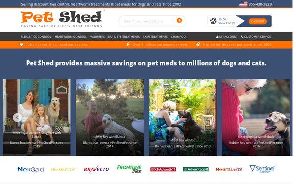 Pet Shed