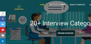 Phpinterview.in