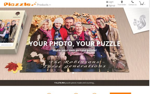 Piczzle.com