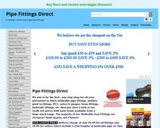 Pipe Fittings Direct