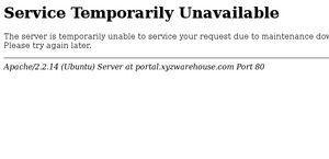 Portal.xyzwarehouse.com
