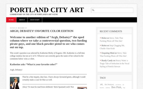 Portland City Art