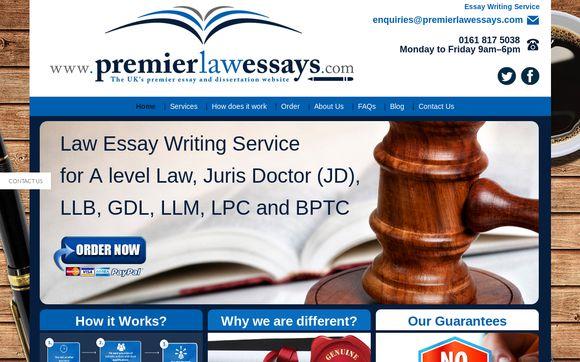 Premier Law Essays