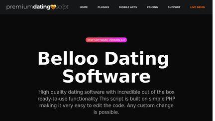 Premium Dating Script