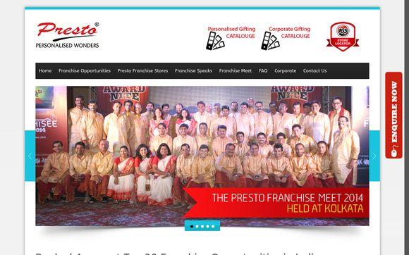 Prestofranchise.com