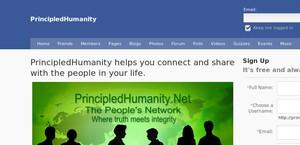 PrincipledHumanity.net