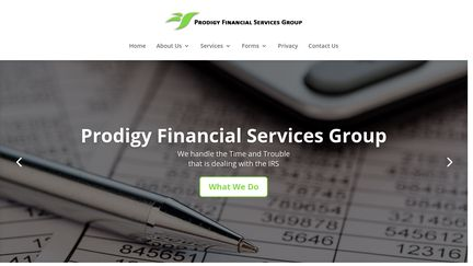 Prodigy Financial Services Group
