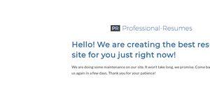professional resumescom - Resumescom