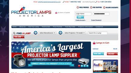 ProjectorLampsAmerica