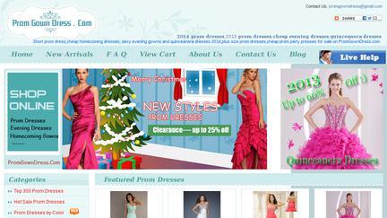 Promgowndress.com
