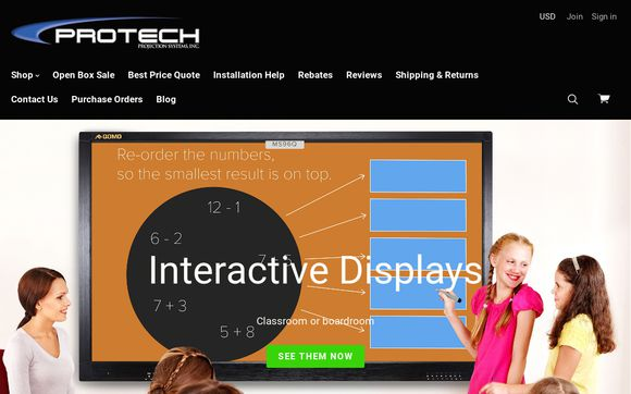 Protech Projection Systems, Inc